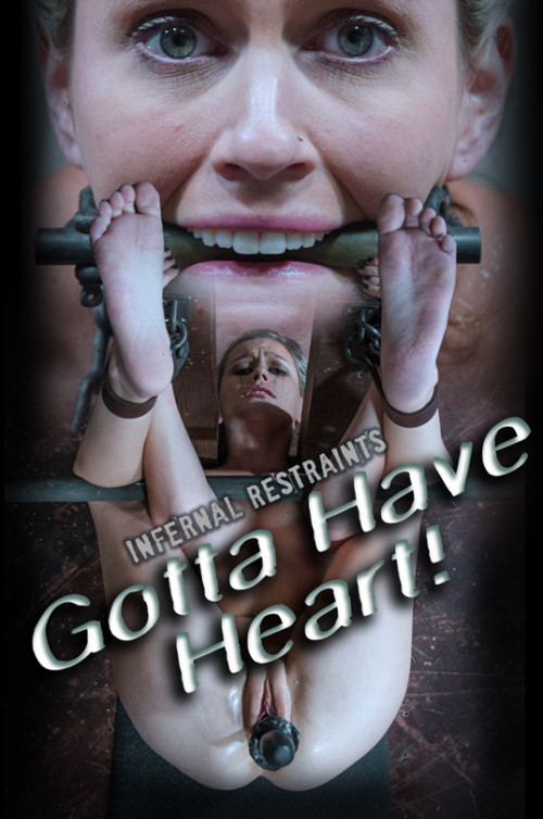 Gotta Have Heart! - Sasha Heart -HD 720p