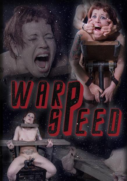 Warp Speed Part 3 , Elizabeth Thorn, Violet Monroe