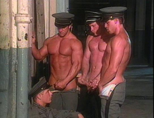 Hard Anal Conflict Gay Retro