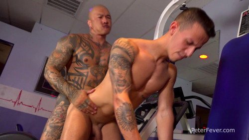 PeterFever Des & Damian - Train Hard4 Rock That Chest