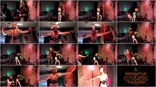 Sensualpain – Jul 22, 2016 – 50 of 75 Lashings – Abigail Dupree