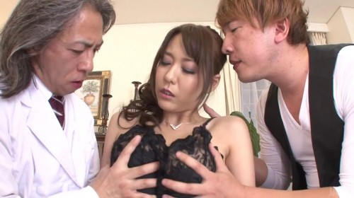 Akari Asagiri Ass Fucked In A Dp Threesome - Blowjobs, Toys, Uncensored Full HD 1920p