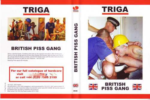 British Piss Gang