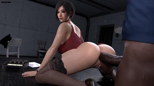 Method Mad's Render Collection [futanaria,blowjob,big tits]