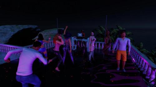 3D XChat [2012,Gay,SLG,3D]