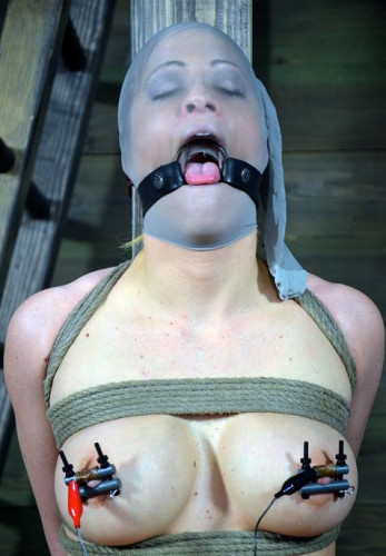 Nipples in a vise