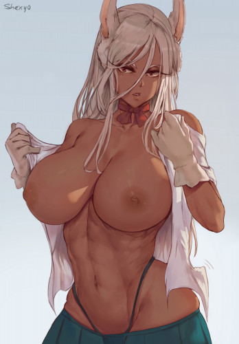 Shexyo [swimsuit,bikini,muscle]