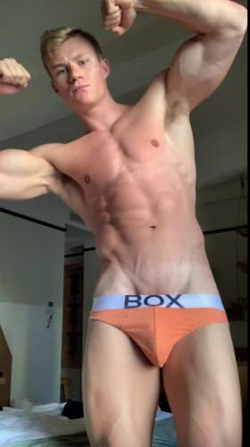 Shreddedc OnlyFans part 2 [2020,Gay Solo]