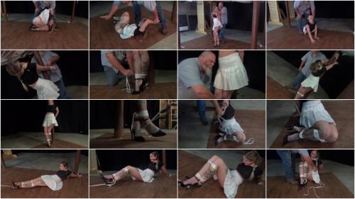 Isean: Strappado on the Floor