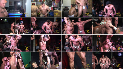 JimmyZ Productions - Bodybuilders Jam No. 34