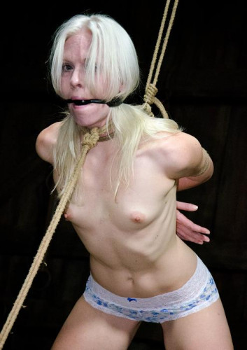 Pretty Slave in Hard BDSM