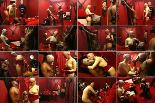 Painvixens - May 19, 2009 - Ebony Slave Bondage