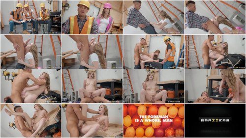 Dolly Leigh - The Foreman Is A Whore, Man