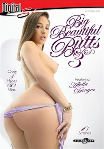 Big Beautiful Butts vol 3 (2020) [2020,Full-length films,Abella Danger,All Sex,Big Tits,Big Butt]
