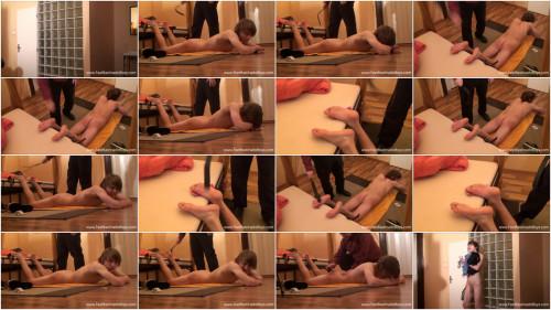 FeetBastinadoBoys - Michal Ra. Strap