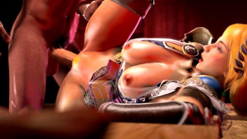 Soul Calibur - Sophitia 1080p