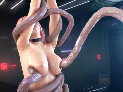 Scourge of the evil [2016,Titsfuck,Big tits,DP]