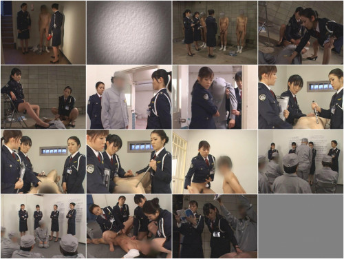The Prison Female Officer for Young Boys part 2