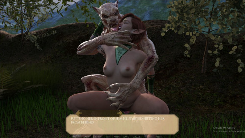 Orcs Quest A Dick Girls Tale Version 0.2