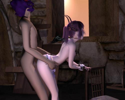 Anime Girls Enjoy Deep Fuck [2014,group,oral,succubus]