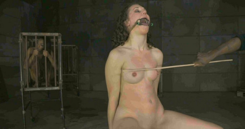 A young slave tries new torture