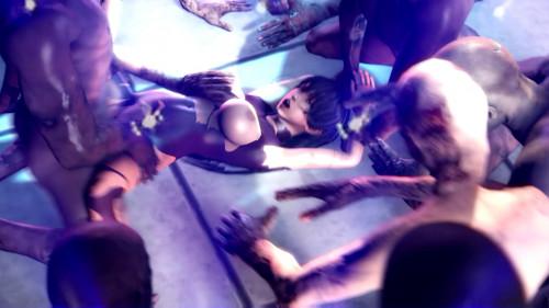 Taimanin Doujin - Chaos Arena - Full HD 1080p