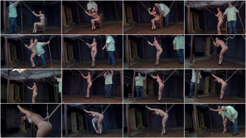 Sarah Brooke: Crotch Rope Fun
