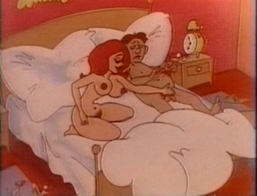 Cartoons for adults part 2 [1987,Adult Animation]