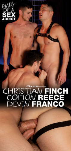 Diary of a Sex Addict - Devin Franco, Colton Reece, Christian Finch