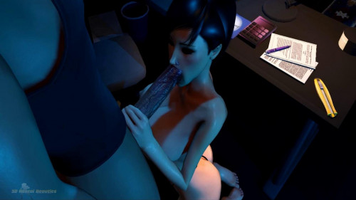 The Client [2019,3D,All sex]