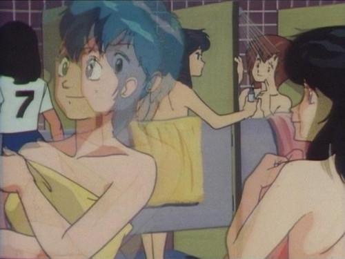 Body Jack. Tanoshii Yutai Ridatsu Ep. 1 [1987,Yuri,Body Switch,Comedy]