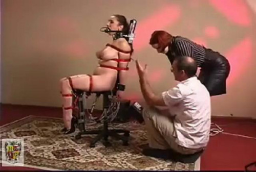 Starring Jewell Marceau and Claire Adams [BDSM]