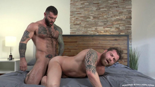 RS - Loaded: Muscle Fuck! - Riley Mitchel, Markus Kage (720p)