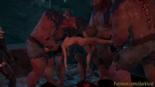 Borders of the Tomb Raider Pts 1-3 - DarklustSfm 1080p