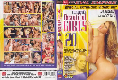 Christoph's Beautiful Girls vol.20 (Bonus) [2005,Full-length films,Evil Angel,Suzie Carina,Full-lenght,Medium tits,Group sex]