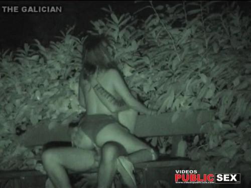 The Galician Night Part 110-119 [2018,Hidden camera,Sex,Voyeur,Blowjob]