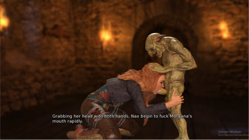 The Goblins Brides Version 0.2 [2021,Beautiful Ass,Sexual Training,Female Protagonist]