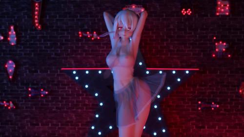 Dances From Anime Girls - Scene 8 - UltraHD 2160p