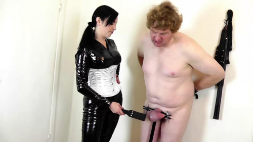 Cruel woman part 5 [2019,Femdom and Strapon,MissJessicaWoodVideos,Femdom,Flogging,Slapping]