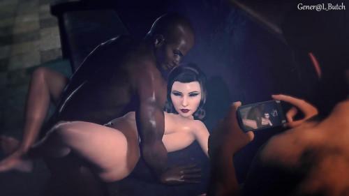 Elizabeth cuckold [2021,3D,All sex]