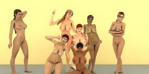 Giginho 3d Porn Comics Part 2 [3DCG,Oral,Anal Sex]