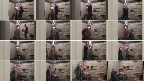 Realy Hard Hogtied For 18 Years Old Teeny - Scene 1 - HD 720p