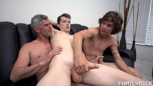 FD - The Cute Boy Next Door - Alex Meyer, Bill Farnsworth, Landon Matthews (720p)