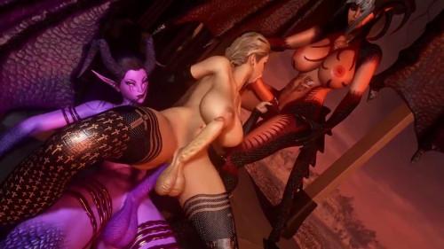 Sweet Demons [2021,All sex,3D]