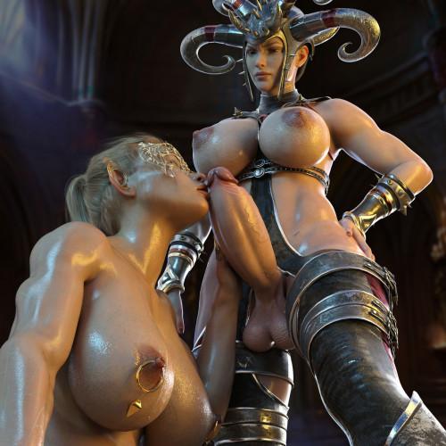 NordFantasy [anal,tits fuck,3D Porn Comic]