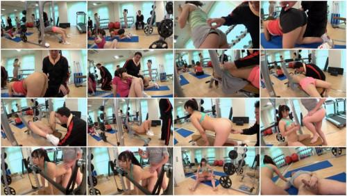 Yui Asano - Time Fuck Bandits at a Gym (Part 1)