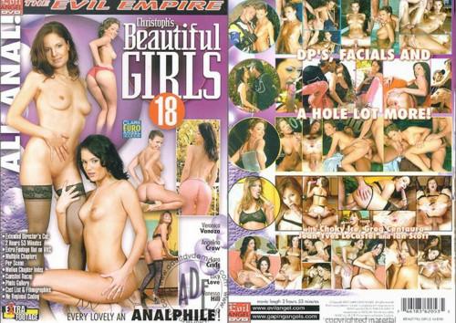 Christoph's Beautiful Girls vol.18 (Bonus) [2004,Full-length films,Evil Angel,Veronika Vanoza,Hardcore,DP,Interracial]