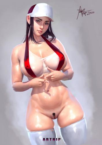 artnip [big tits,artnip,piercings]