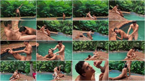 JohnnyRapid Underwater Blowjob - Johnny Rapid & Johnny Bandera