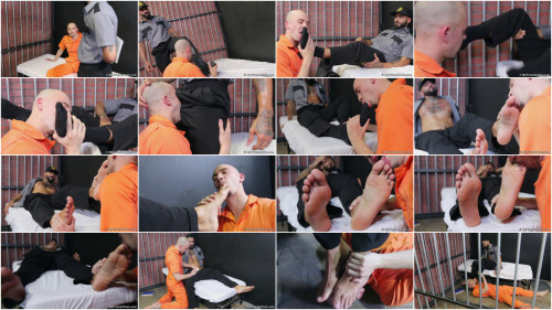 Prison Guard Rikk Worshiped